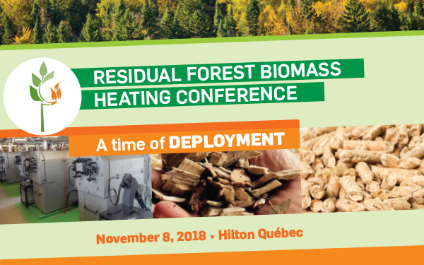 QWEB Residual Forest Biomass Heating Conference