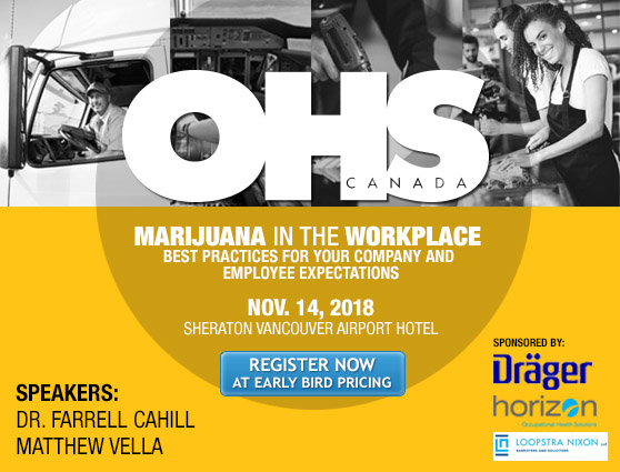 Marijuana in the Workplace: REGISTER TODAY for early-bird pricing!