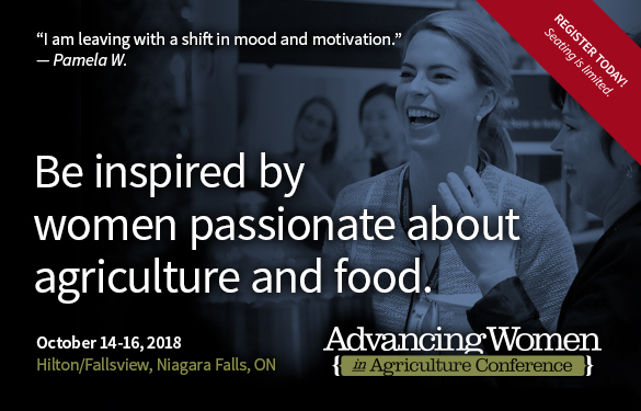 Women Passionate About Agriculture and Food
